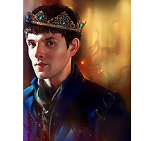 Prince Merlin Photographic Print
