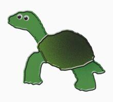 Turtle One Piece - Long Sleeve