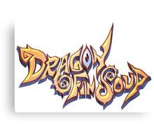 Dragon Fin Soup Canvas Print