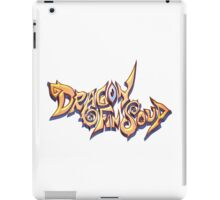 Dragon Fin Soup iPad Case/Skin
