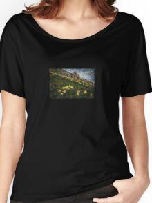 York Daffodils Machine Dreams Women's Relaxed Fit T-Shirt