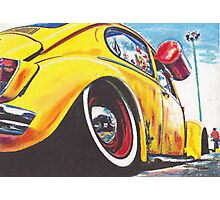 Rumble Bug Photographic Print