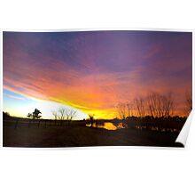 when sun rise Poster