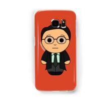 Agent G (Tangled Wire) - Black Box Films: BOXIES Samsung Galaxy Case/Skin