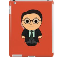 Agent G (Tangled Wire) - Black Box Films: BOXIES iPad Case/Skin