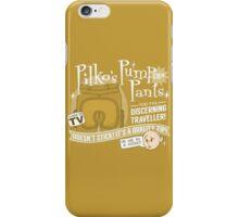 Pilko's Pump Pants iPhone Case/Skin