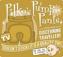 Pilko's Pump Pants by oneskillwonder