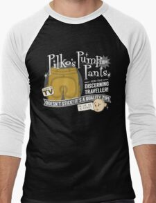 Pilko's Pump Pants Men's Baseball ¾ T-Shirt