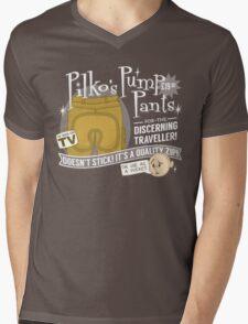 Pilko's Pump Pants Mens V-Neck T-Shirt