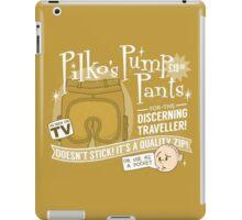 Pilko's Pump Pants iPad Case/Skin