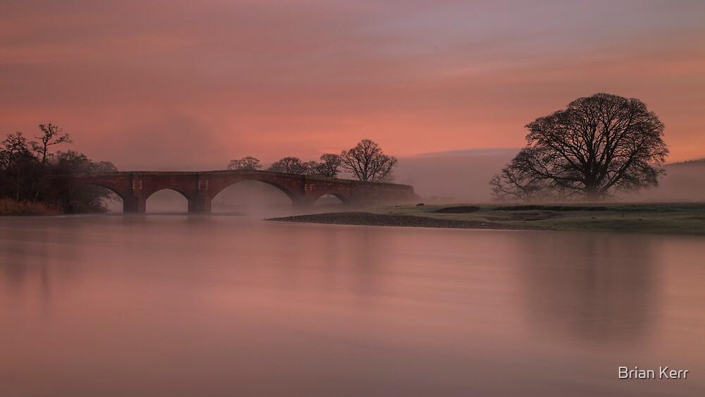 The Bridge At Lazonby by Brian Kerr