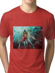Garden of Fire & Water Tri-blend T-Shirt
