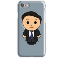 Agent H (Tangled Wire) - Black Box Films: BOXIES iPhone Case/Skin