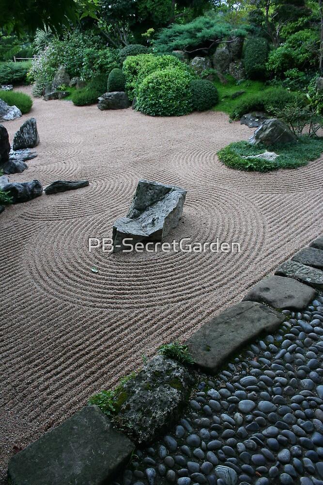 Zen Garden #5 - Drôme - France by PB-SecretGarden
