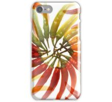 Seamless Red Hot Chilli Peppers iPhone Case/Skin