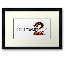 guild wars 2 Framed Print