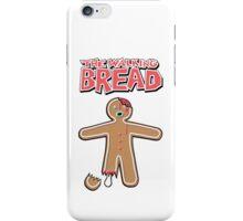 The Walking Dead GingerBread Man Zombie iPhone Case/Skin