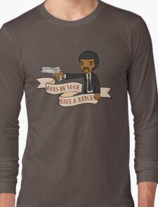 Pulp Fiction - Does He Look Like A Bitch Long Sleeve T-Shirt