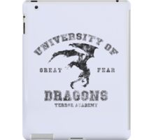 Summon A Dragon  iPad Case/Skin