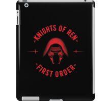 Dark Warrior iPad Case/Skin