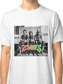 Flatbush Zombies Mobbin Trailer Classic T-Shirt