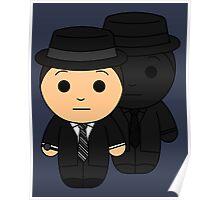 Man and Shadow (Facade) - Black Box Films: BOXIES Poster