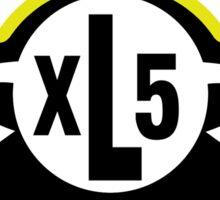 Fireball XL5 Logo Sticker