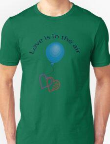 Love Hearts Unisex T-Shirt