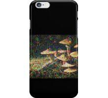 Fungal Machine Dreams iPhone Case/Skin