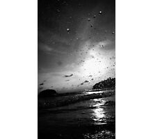 Day Stars (Water droplets) Photographic Print