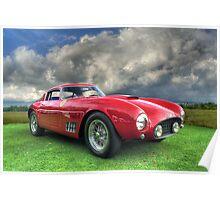 1956 Ferrari 250 GT Competizione Berlinetta Poster