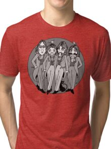 The Gentlemen of Abbey Road (Tee) Tri-blend T-Shirt