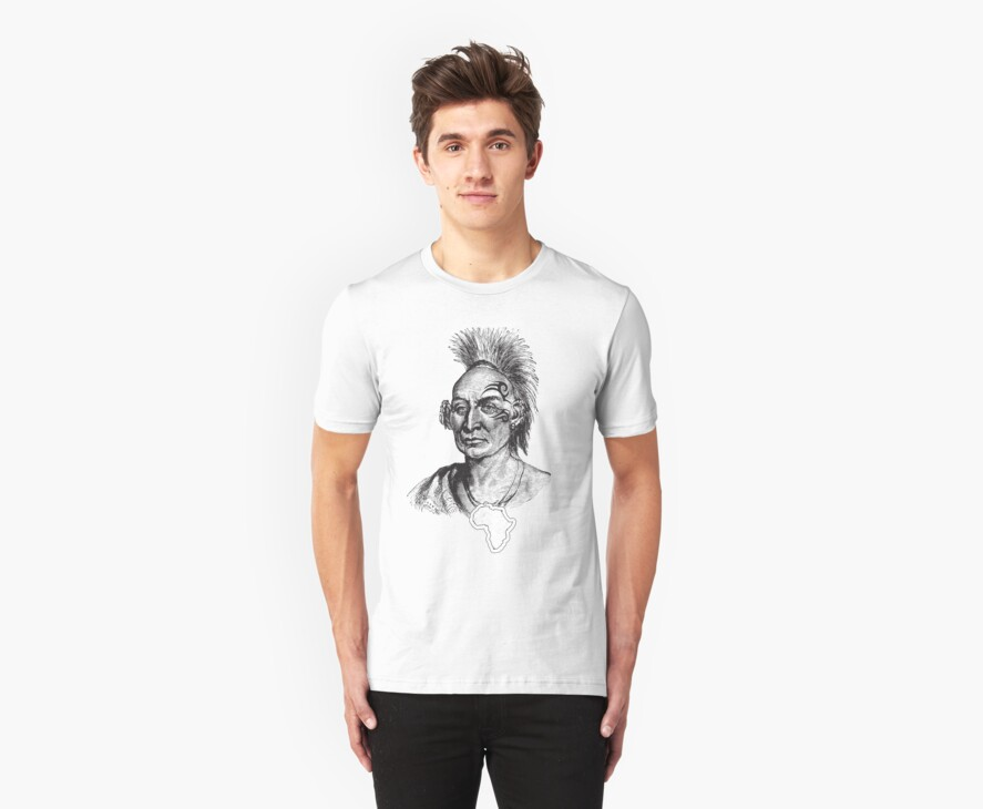 Chief tyson tee by level5nelson