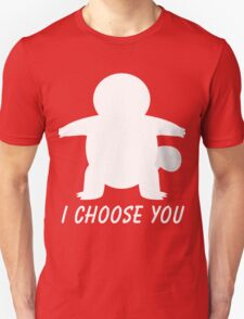 I Choose You: Squirtle T-Shirt