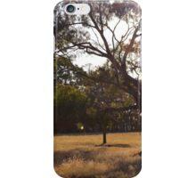Roadside Stopover iPhone Case/Skin