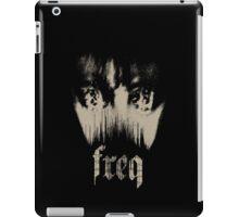 freq iPad Case/Skin