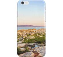 Sunrise Landscape In Maine iPhone Case/Skin