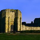 Warkworth Castle by Bootkneck