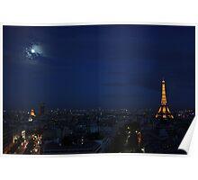 City of Light! Poster