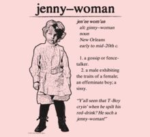 Jenny-Woman by MStyborski
