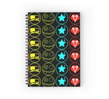 Killjoys - MCR Spiral Notebook