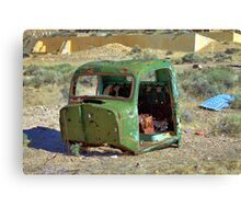 Another Used Truck Canvas Print