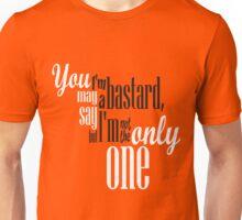 IMAGINE (You may say I'm a bastard)  Unisex T-Shirt