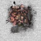 Dead Dolls by Charles Bodi