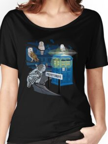 Hedwig Says Who! Women's Relaxed Fit T-Shirt