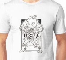 Halloween Pumpking Head Tee Shirt Unisex T-Shirt