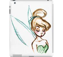 Tinkerbell iPad Case/Skin