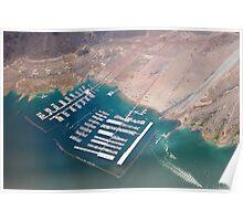 Las Vegas Harbor Poster