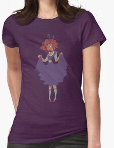 Cute Girl - Purple Dress T-Shirt
