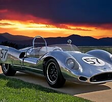 1962 Cooper Race Car l by DaveKoontz